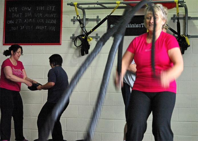 Rebuild Your Fitness